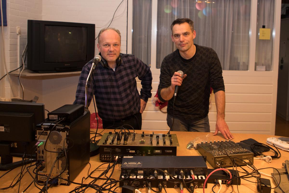DJ's Ane en Wilco bijna klaar voor Serious Dorpsfestival