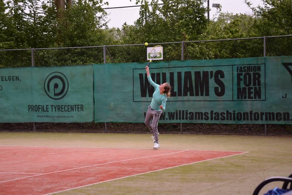 BAS Tennis organiseert mini-maxi toernooi