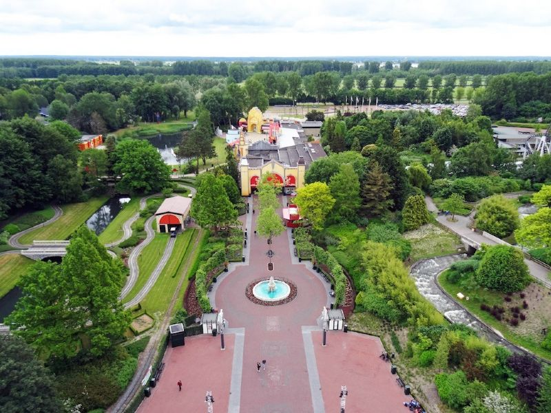 Walibi genomineerd voor Diamond Theme Park Awards