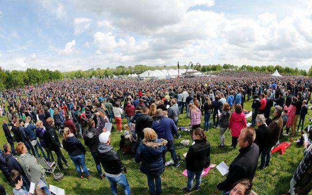 Opwekking trekt 50.000 bezoekers