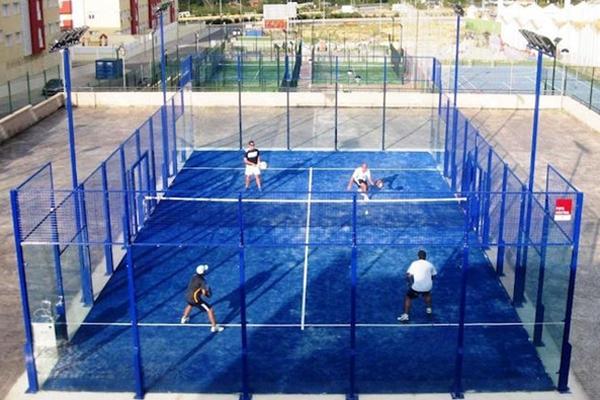BAS Tennis krijgt padelbaan