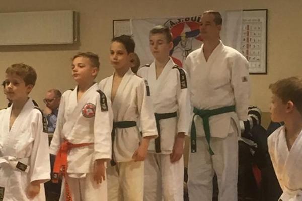BAS Budo Clubkampioenschappen Teams