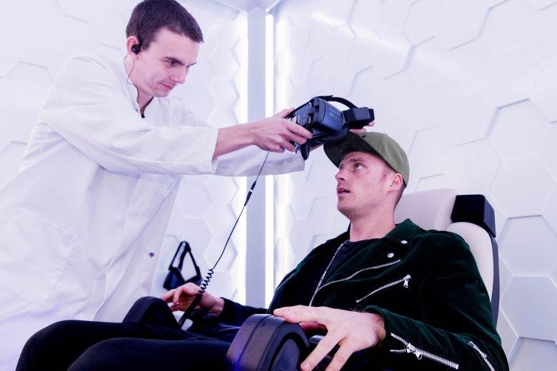 Walibi Holland opent virtual reality experience Neurogen