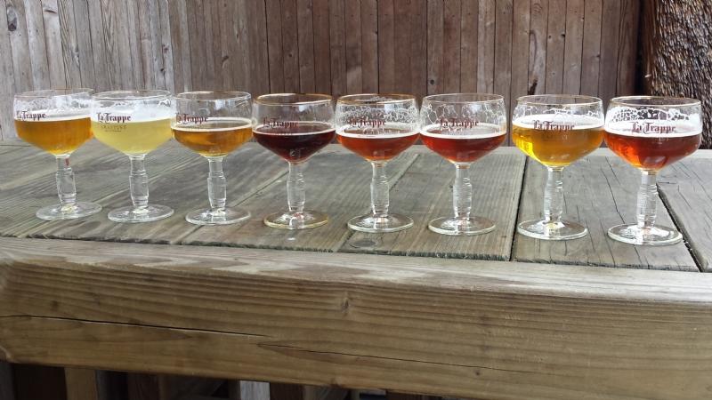 Bierproeverij bij De Klink