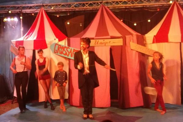 Circus Bongo twee keer in Biddinghuizen