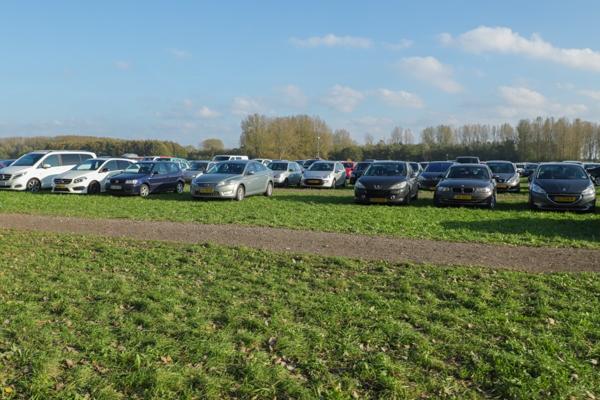 Plan: Parkeerplaats bij Walibi vol zonnepanelen