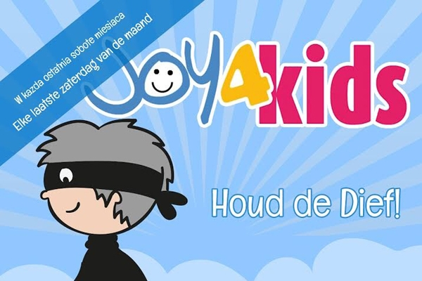 Joy4Kids: 'Houd de dief!'
