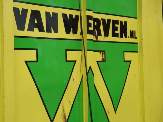 Recyclingbedrijf Van Werven wil uitbreiden