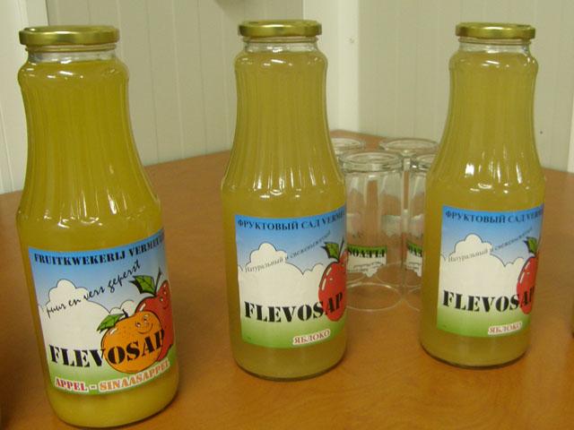 Familiebedrijf 'Flevosap' wordt verkocht na ruzie tussen broers