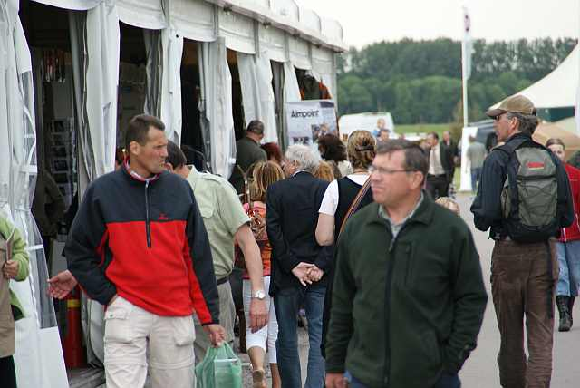 Duizenden bezoekers op bij Game Fair