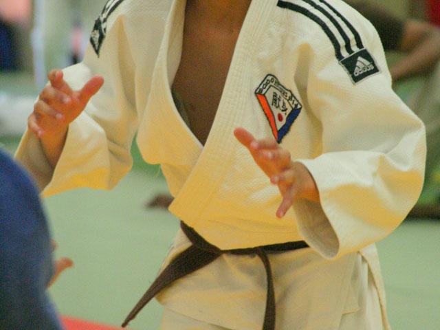 Bandexamens bij BAS Judo
