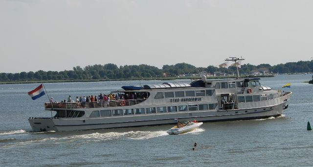 Paasbrunch Cruise met Rederij Veluwemeer
