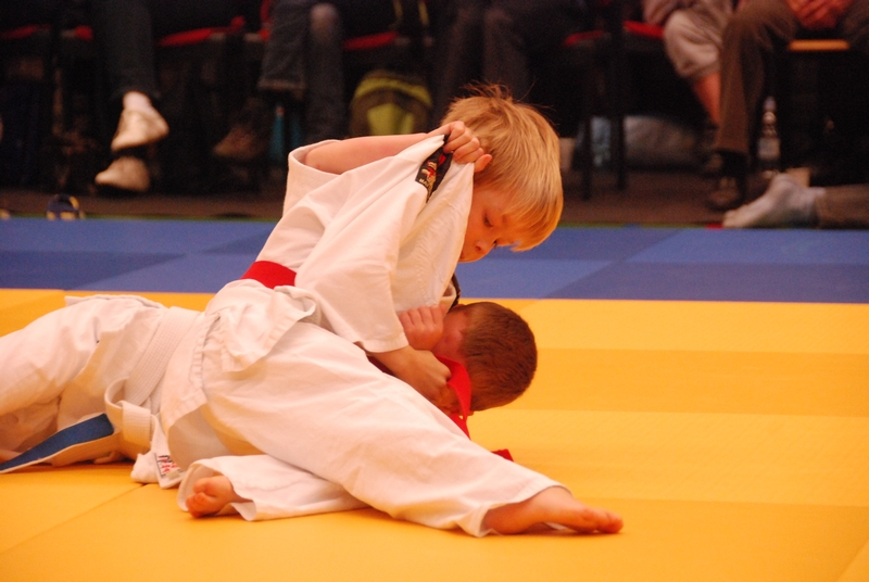 BAS Judo actief bij ABS judotoernooi