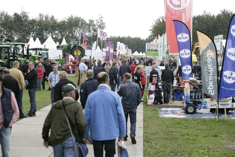 Meer trekkermerken dan ooit op Agrotechniek Holland