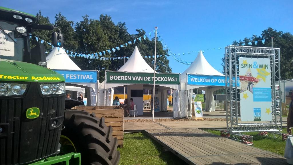 Ruim 50.000 bezoekers bij AgroTechniek Holland