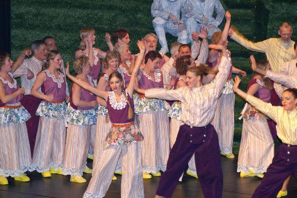 Presentatieavond Musical Morgenland