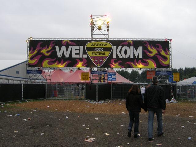 Arrow Rock Festival blikt terug en houdt tribute