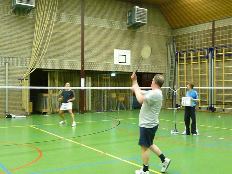 BAS Badminton sluit af met toernooi