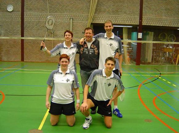 BAS Badminton kampioen