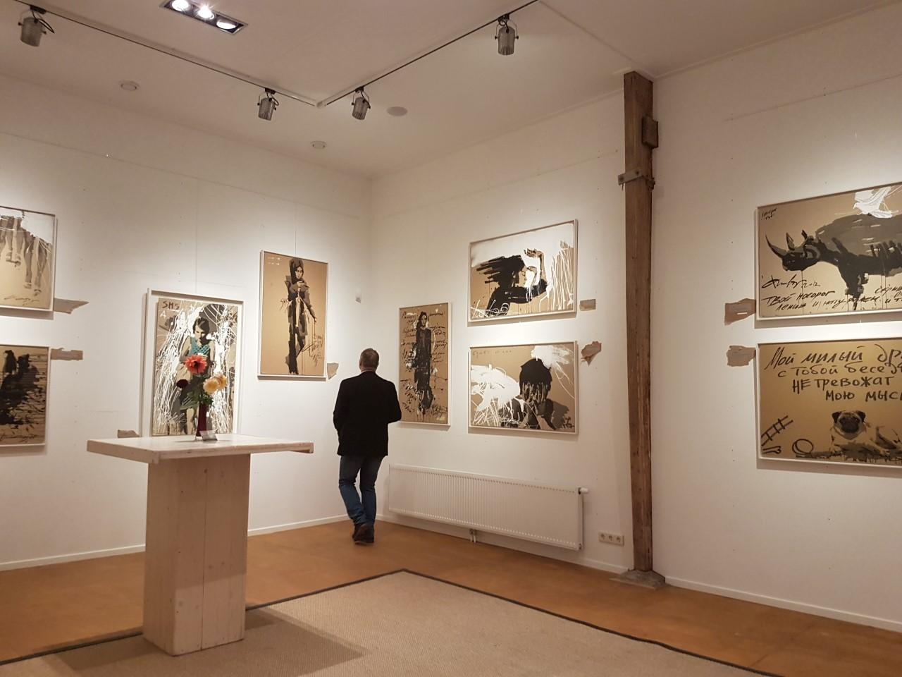 Vanaf 23 maart exposities bij Aan de Amstel