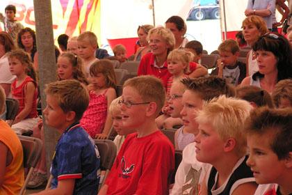 Kindermiddag in Het Koetshuis op 3 oktober