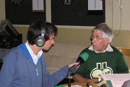 Radiofragementen bij Omroep Flevoland