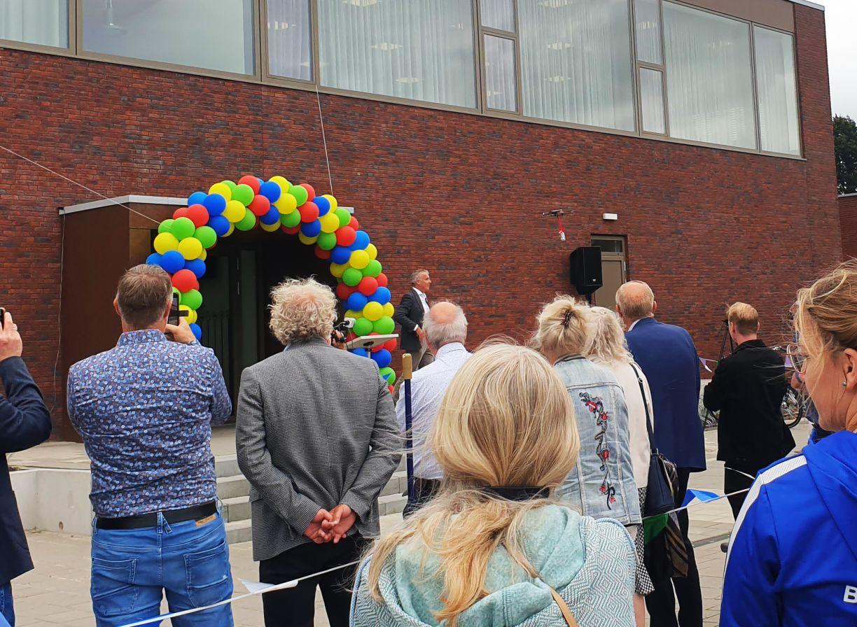 MFG De Binding geopend