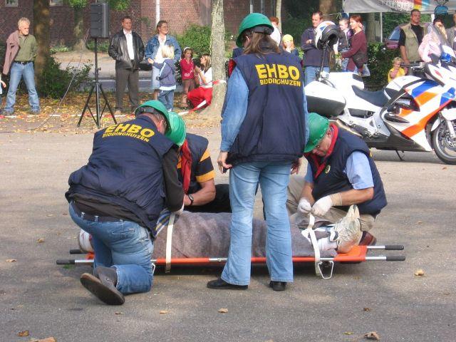 EHBO-verenigingen gaan samenwerken