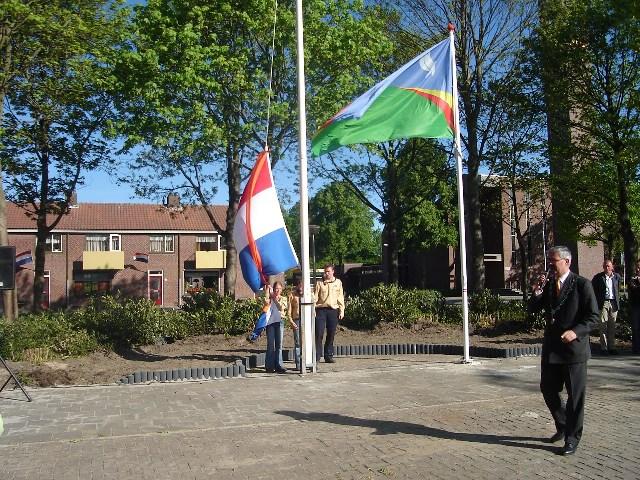 Dorpsbelangen en Stichting De IJsvogel roepen op: hang de vlag uit op Koningsdag
