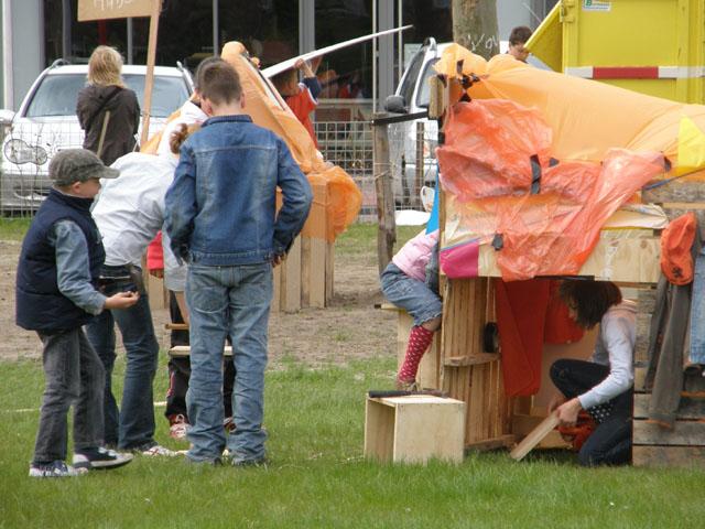 Biddinghuizen klaar voor Huttenfeest