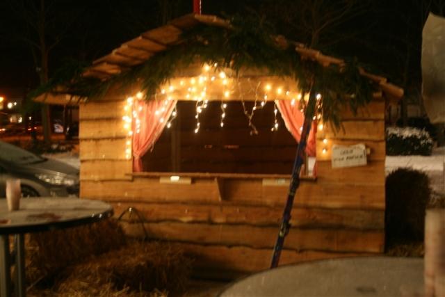 Kerstmarkt helemaal overdekt