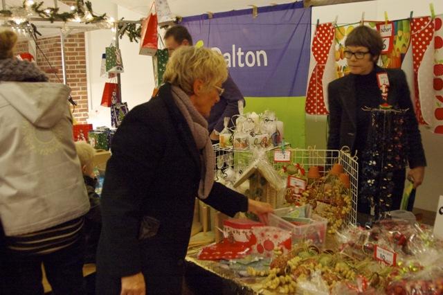 Kerstmarkt in Biddinghuizen