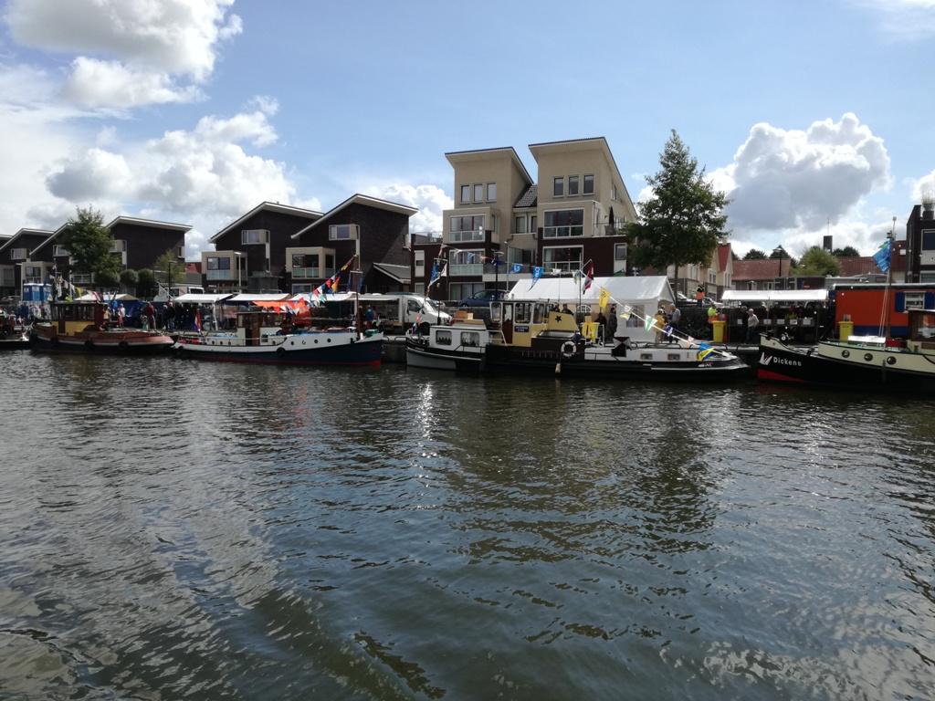 'Neeltje Jacoba' mooiste sleepboot van festival