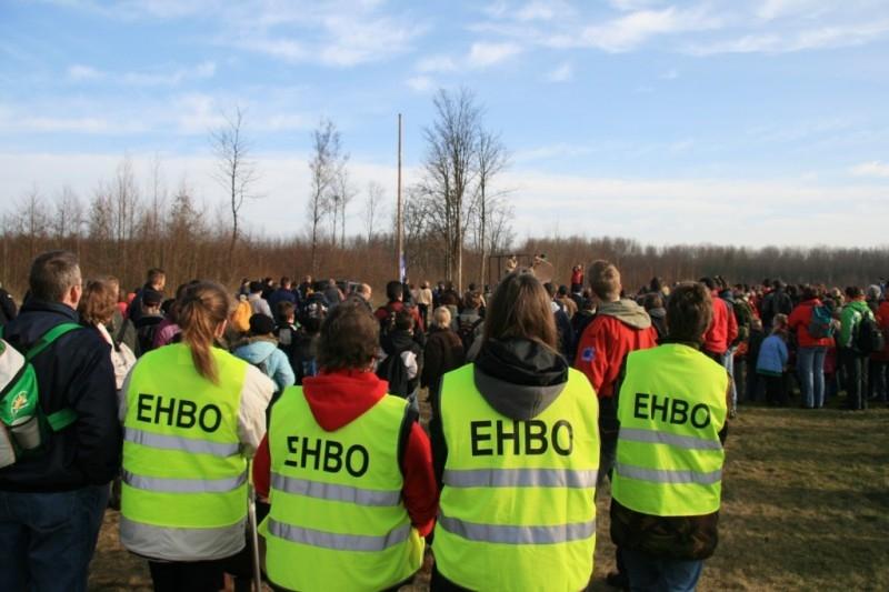 120 mensen bezoeken EHBO-receptie