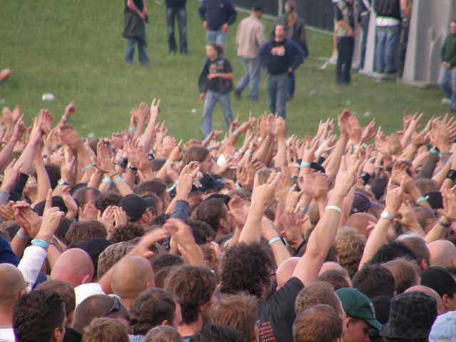 Fields of Rock 2008 afgelast
