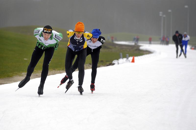 Succesvolle schaatsinstuiven worden vervolgd
