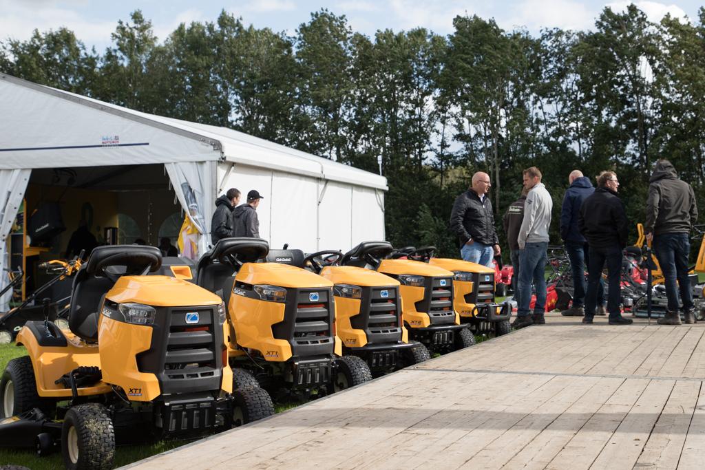 Grote, kleine en nieuwe deelnemers op GroenTechniek Holland