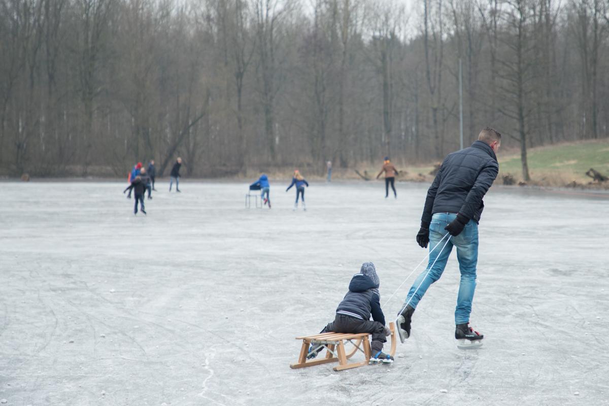 Lidmaatschapskaarten voor ijsbaan Biddinghuizen