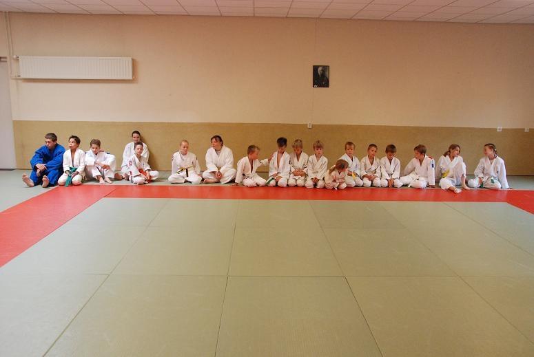 Ledenvergadering Judo