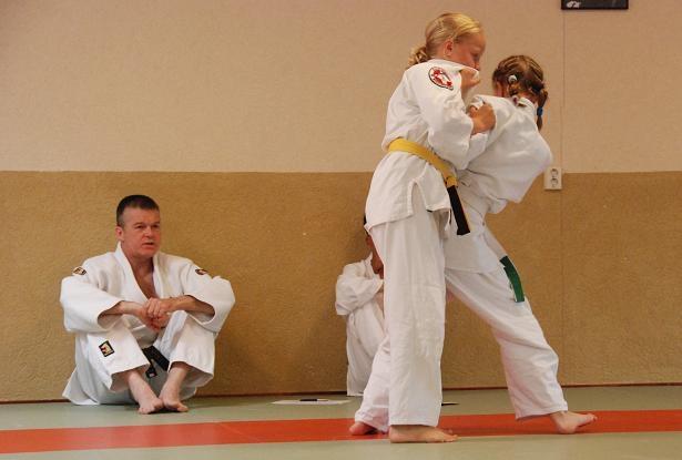 Veel geslaagden bij BAS Judo