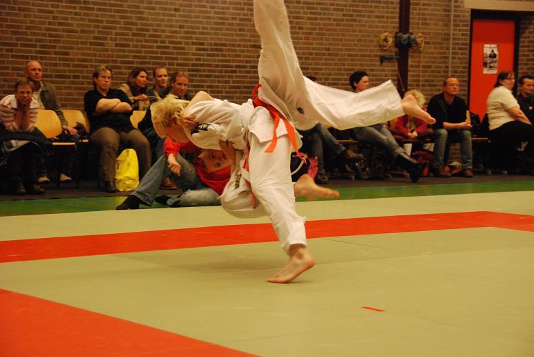 Opstaptoernooien BAS Judo