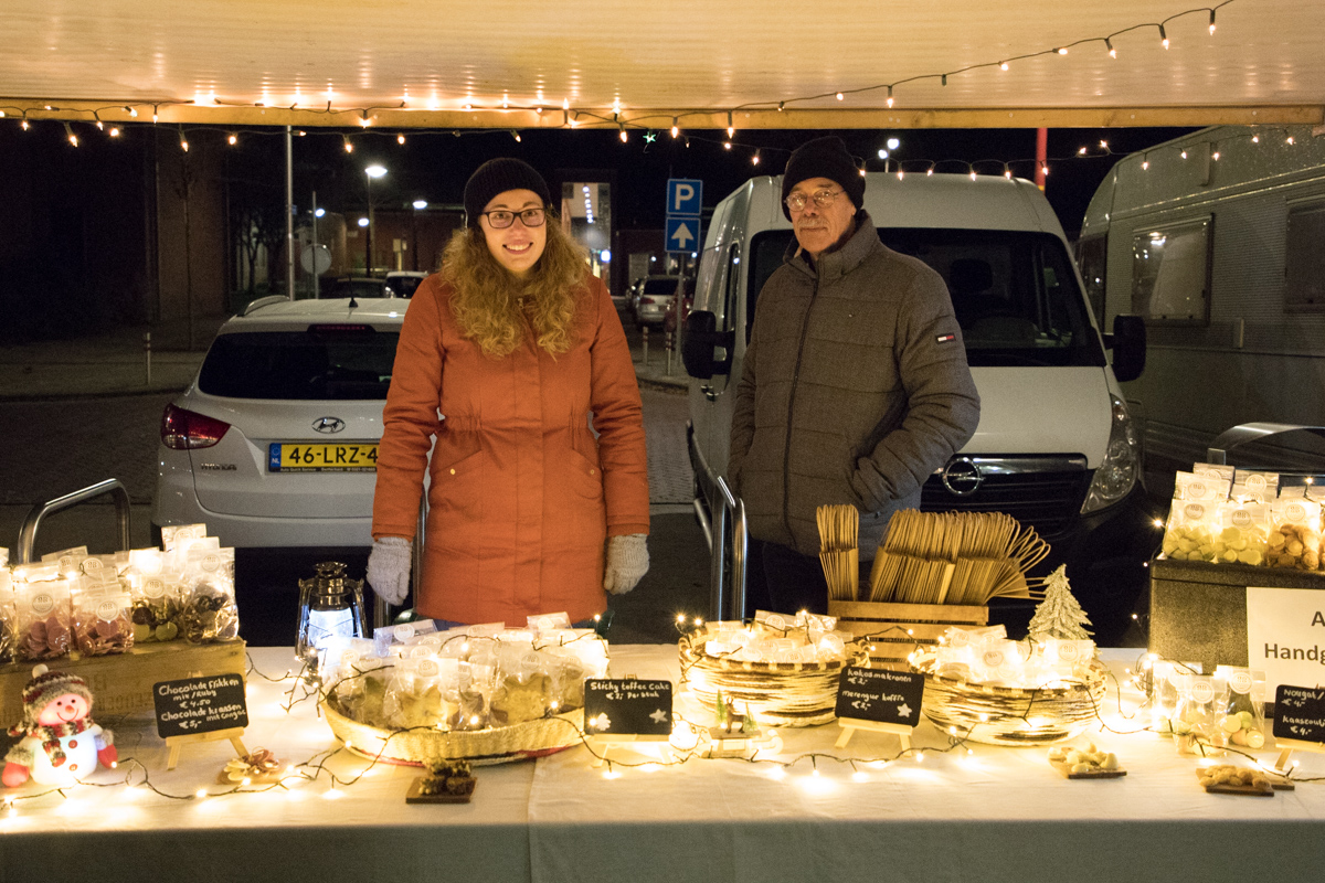 Winterfair op zaterdag 7 december