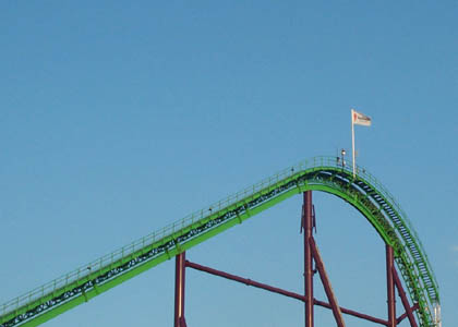 Six Flags in Britse handen
