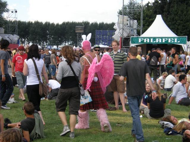 Lowlands Festival wordt steeds 'groener'