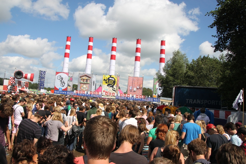 Nog 1 jaar contract Lowlands