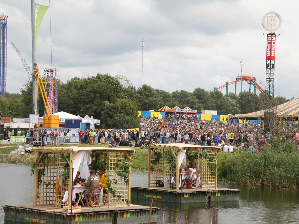 Kaartverkoop stokt door wildgroei aan festivals