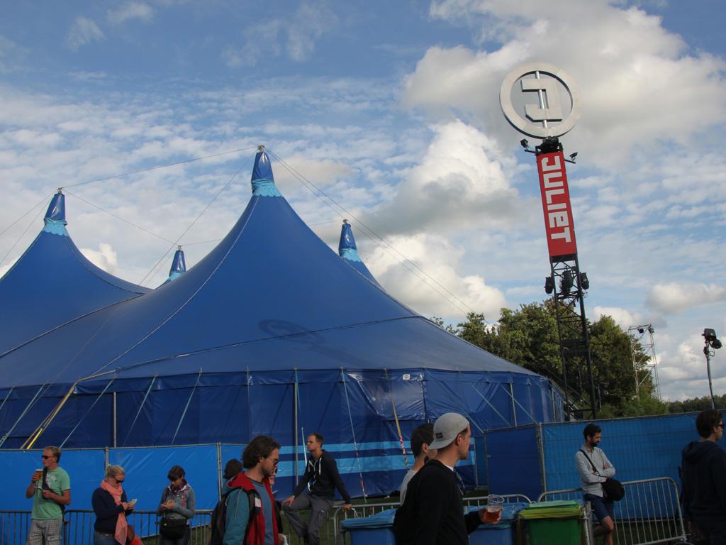 Lowlands voelt concurrentie andere festivals