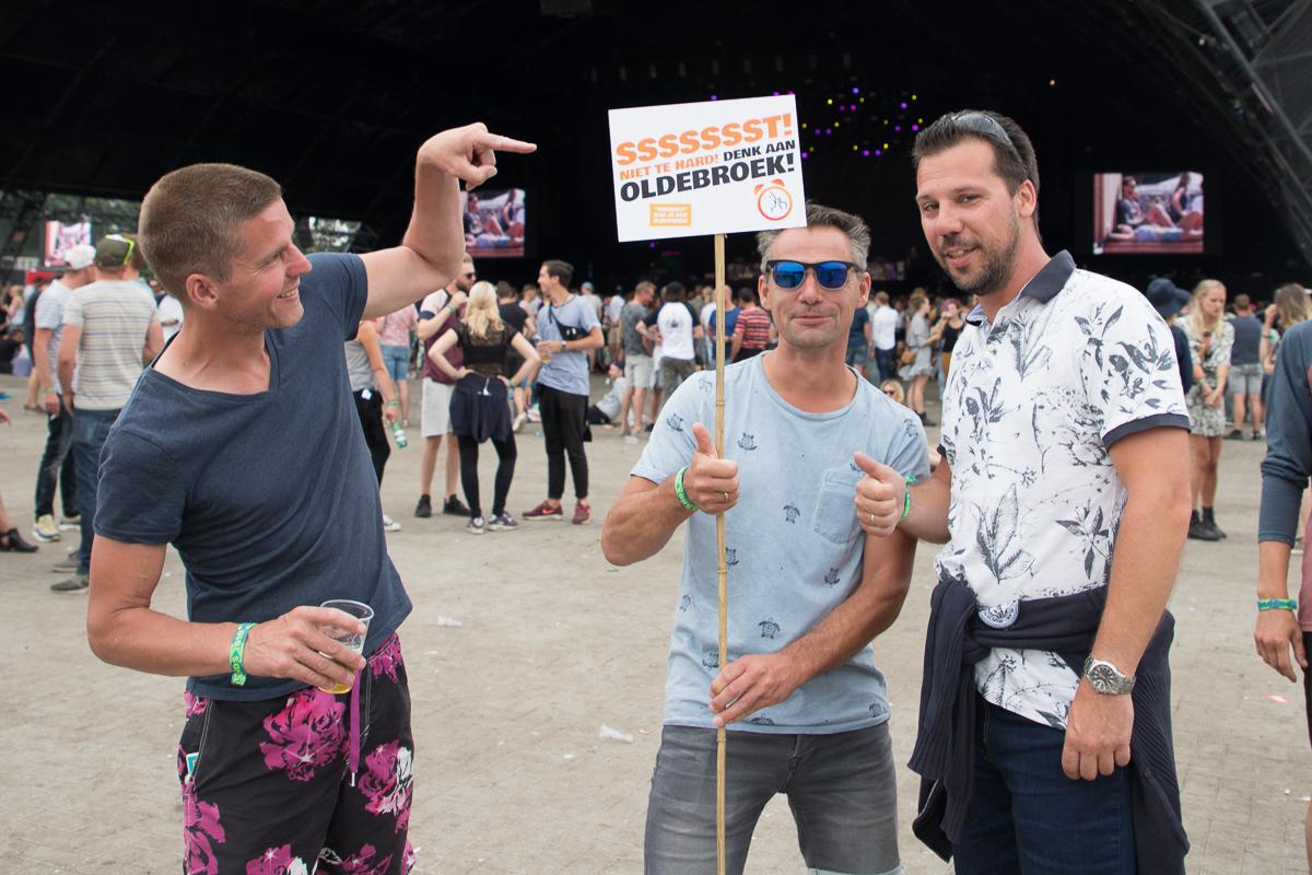 Veluwse gemeentes naar rechter vanwege herrie festivals