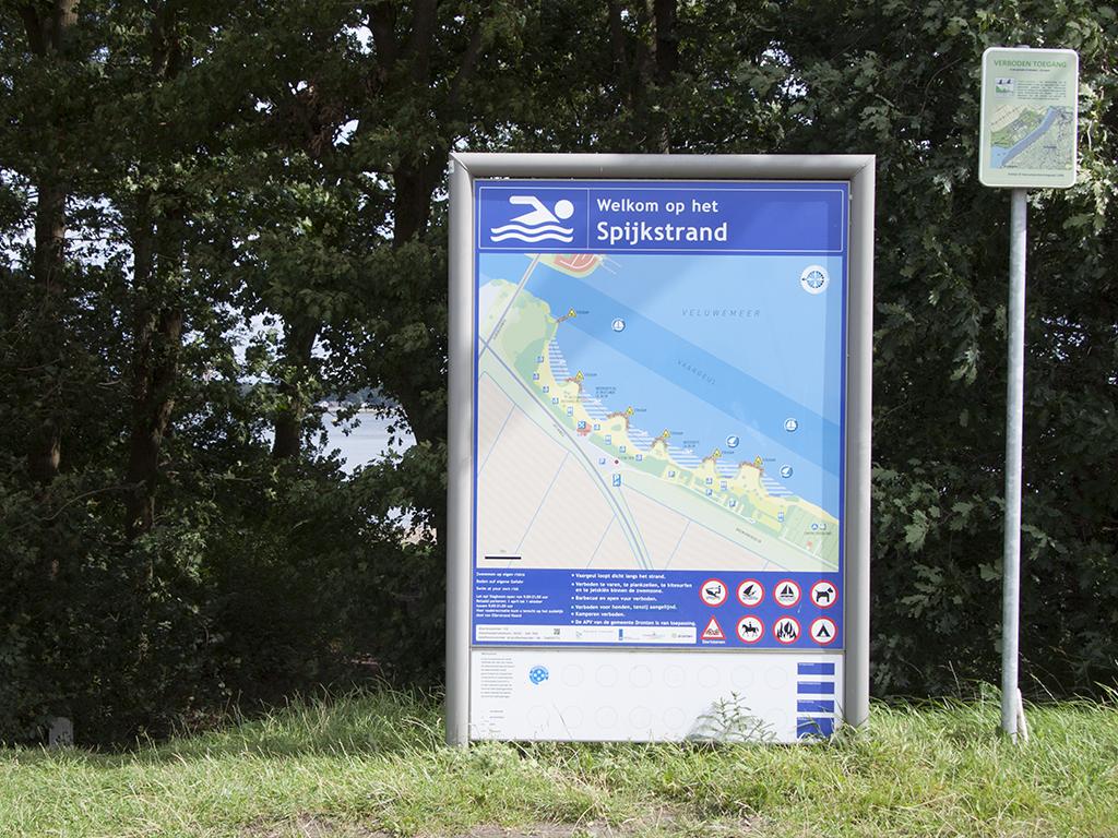 Jongerenoverlast strandjes Veluwemeer lijkt een dagelijks probleem