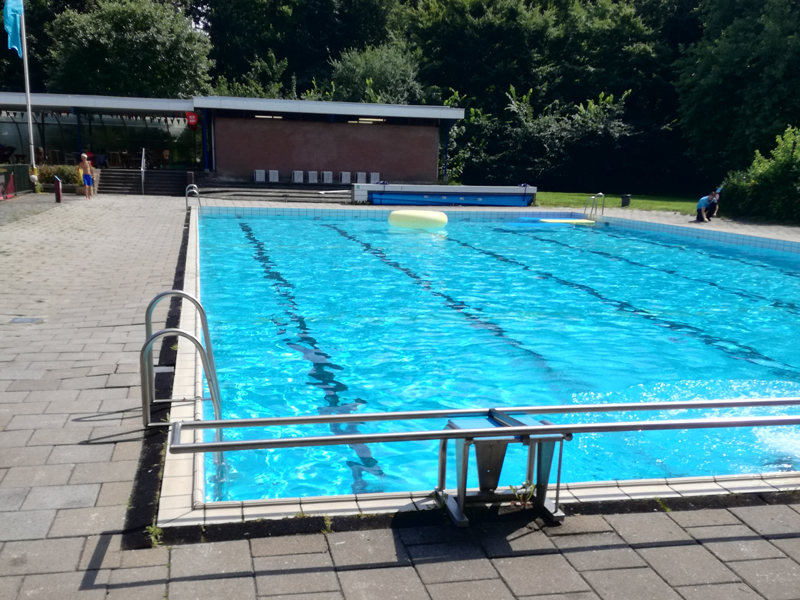 Opknappen zwembad De Alk stap dichterbij